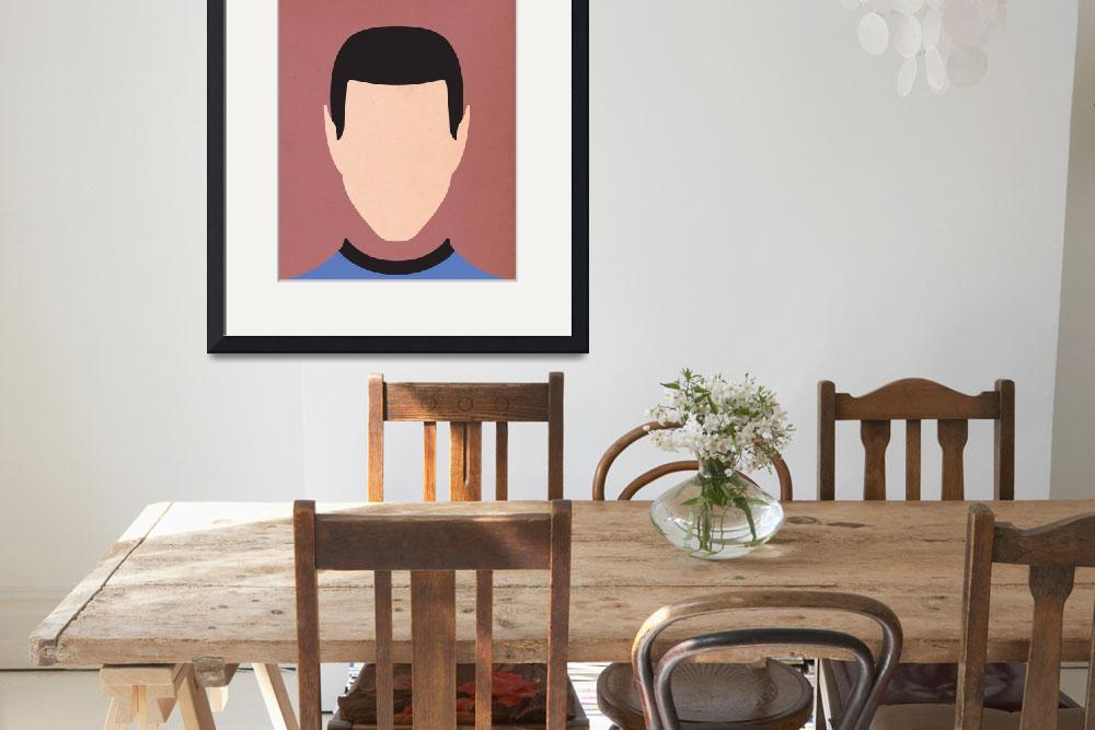 """Mr Spock""  (2011) by Capeltone"