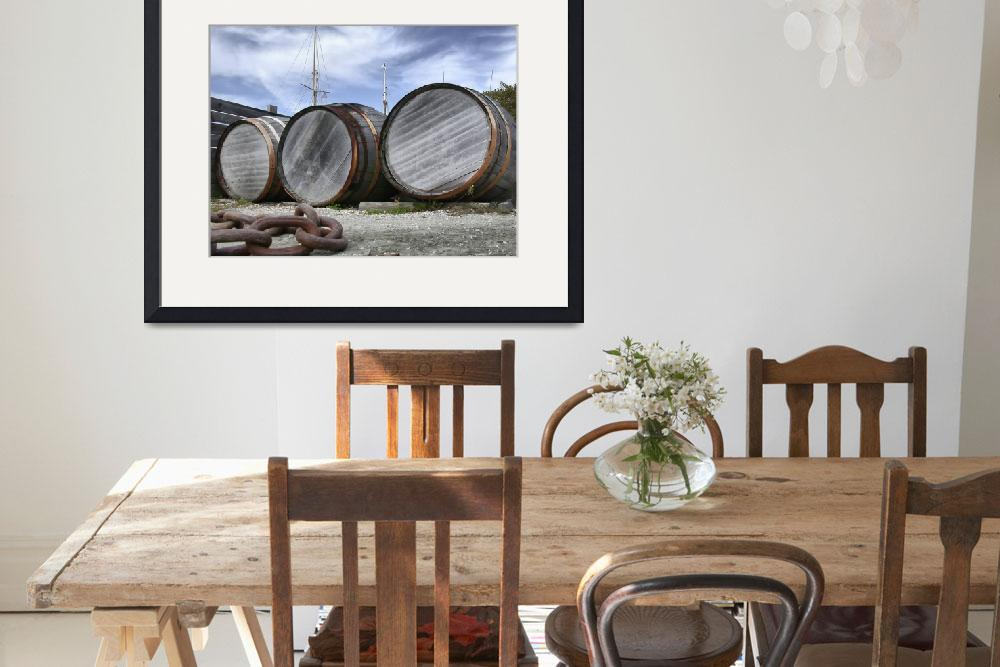 """""""Barrels&quot  (2003) by PaulCoco"""
