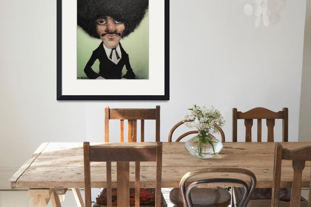 """Phil Lynott&quot  (2006) by jamesmoney"