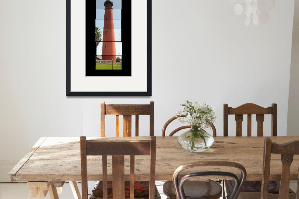 """""""Ponce Inlet Lighthouse II&quot  (2010) by MPollock"""