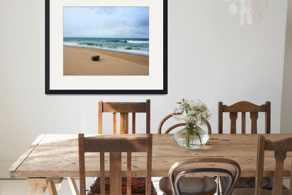 """""""Nauset Beach&quot  (2009) by timecrunched"""