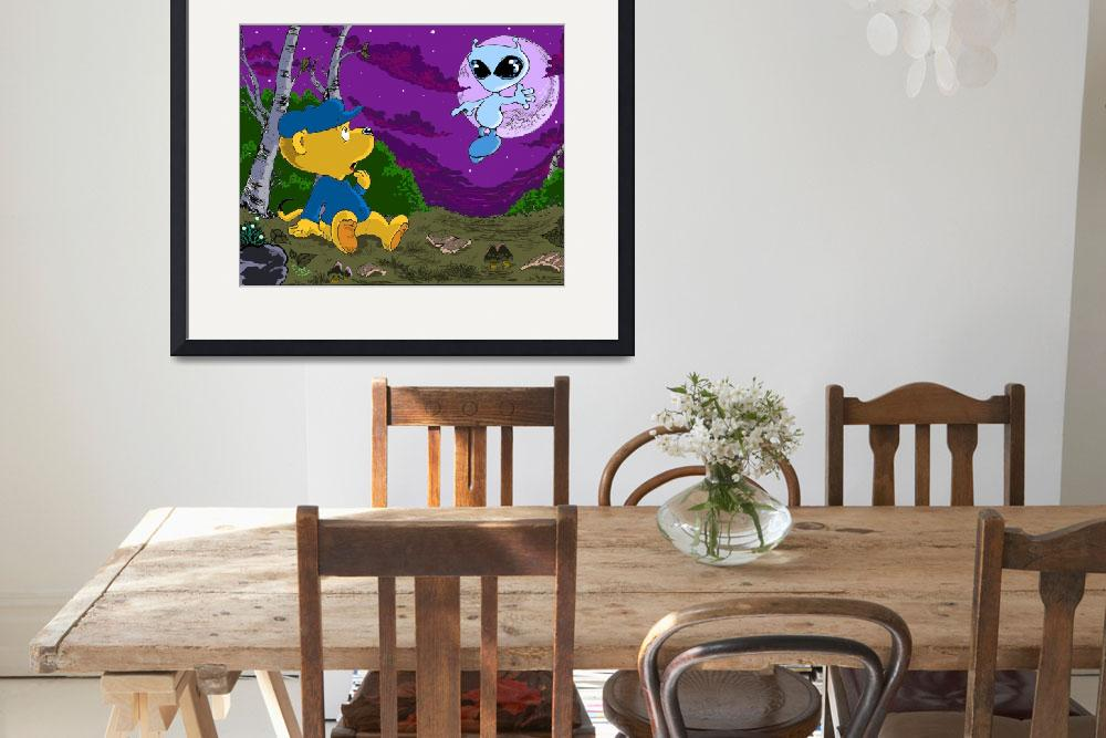 """""""Ferald and Qwiby""""  by KeithWilliams"""