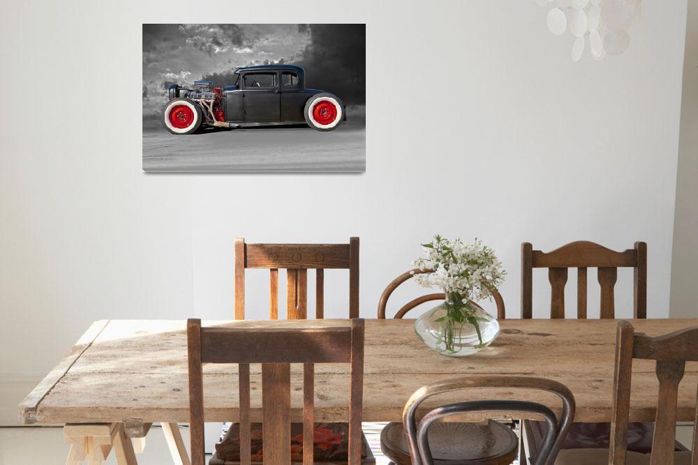 """1930 Ford Rat Rod"