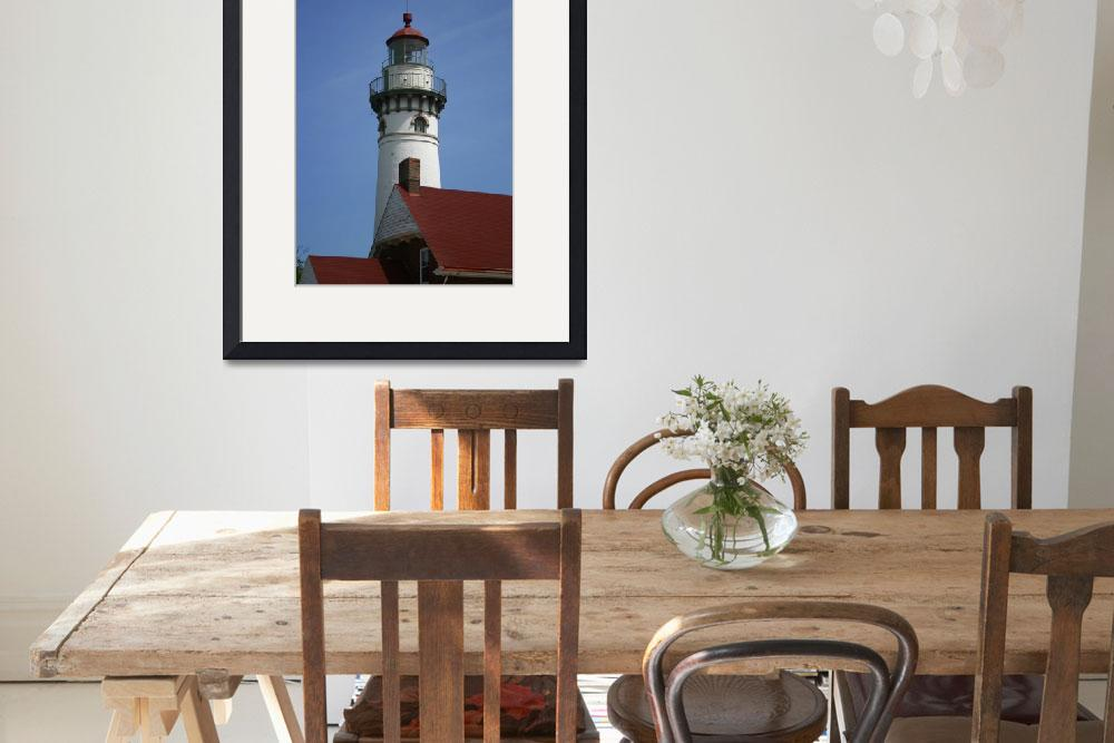 """Seul Choix Point Lighthouse""  (2008) by luckhurstphotography"