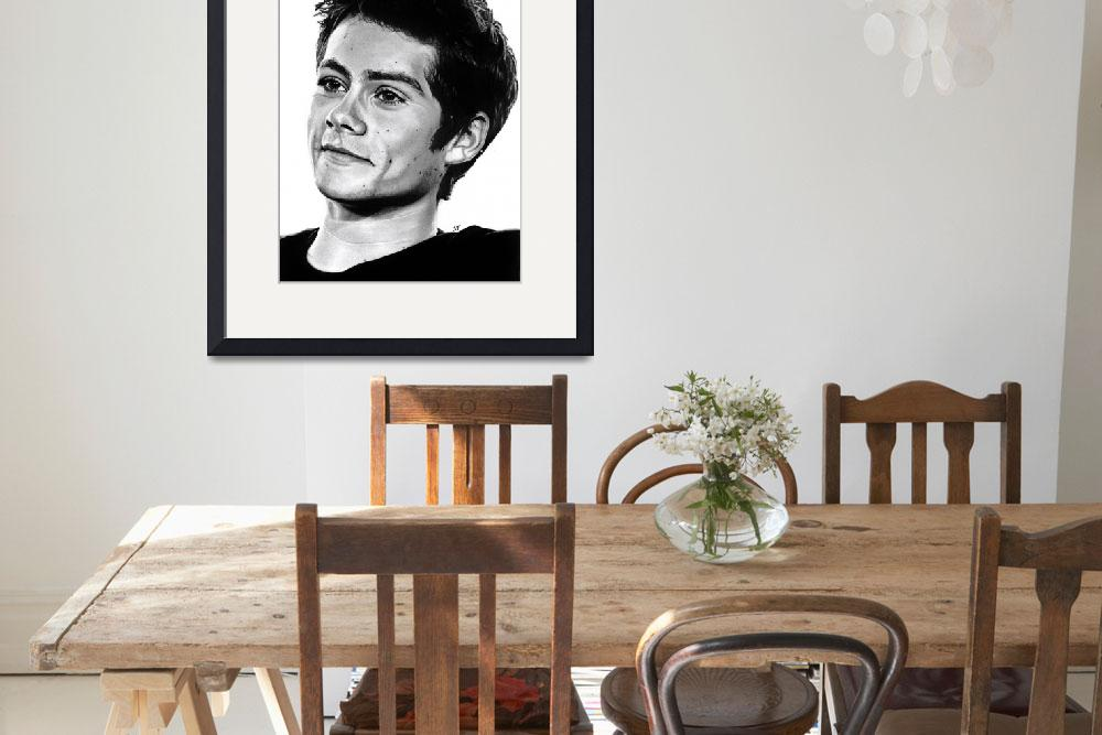 """""""Dylan&quot  (2014) by Lind27"""