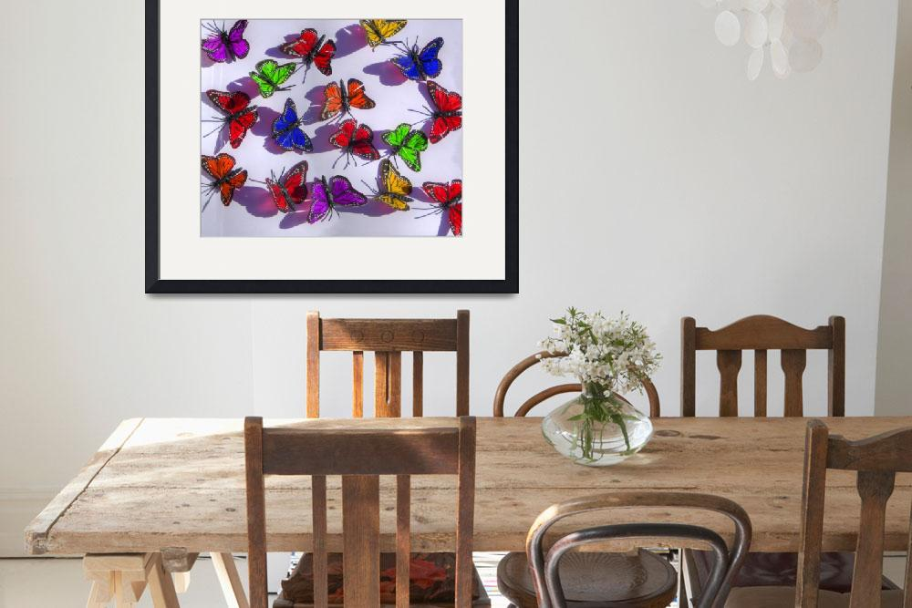 """color butterflies&quot  (2010) by annav"