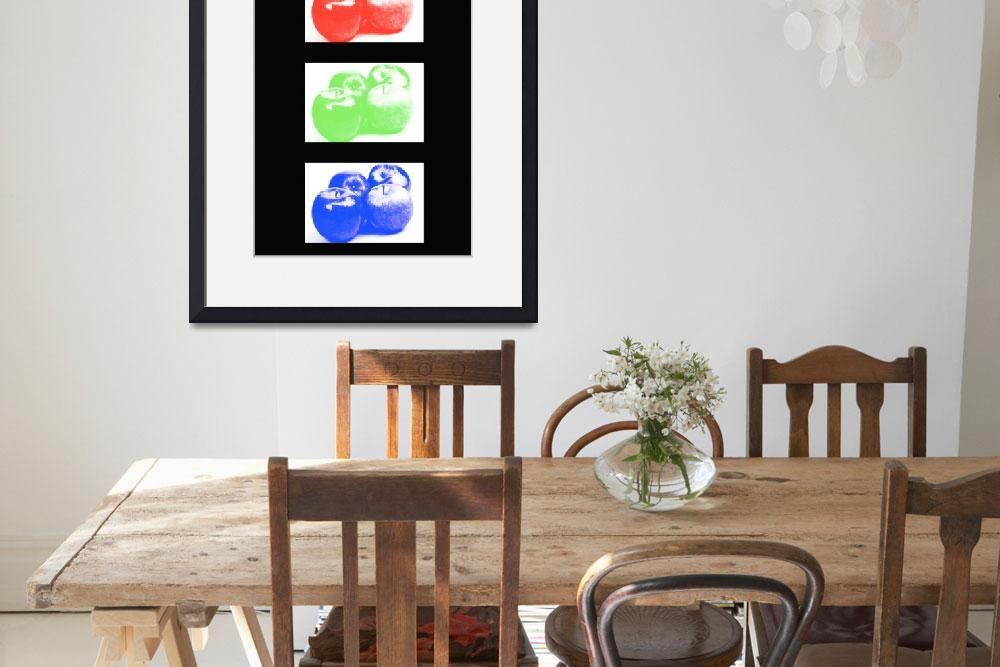 """""""Apples""""  (2010) by imagepix"""