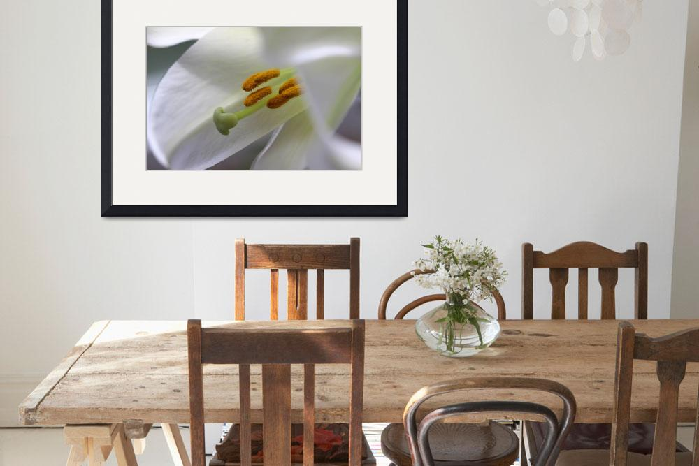 """""""Easter Lily 2016&quot  (2016) by KsWorldArt"""