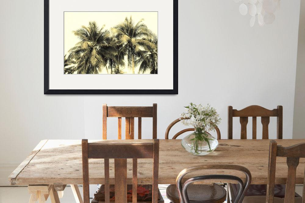 """""""Tropic Island Singapore&quot  by sghomedeco"""