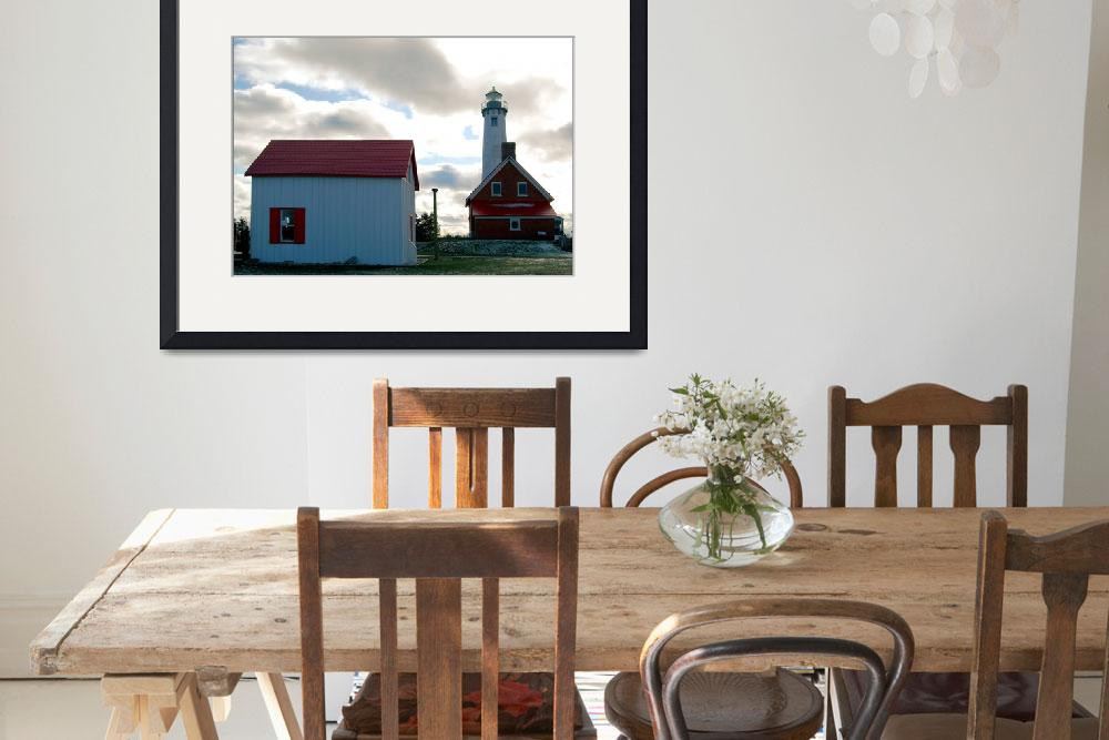 """""""Tawas Point Lighthouse&quot  by doncon402"""