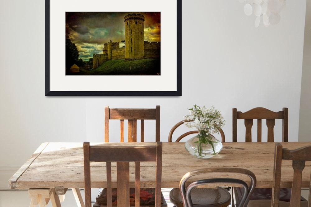 """""""Castle Warwick&quot  (2010) by ChrisLord"""