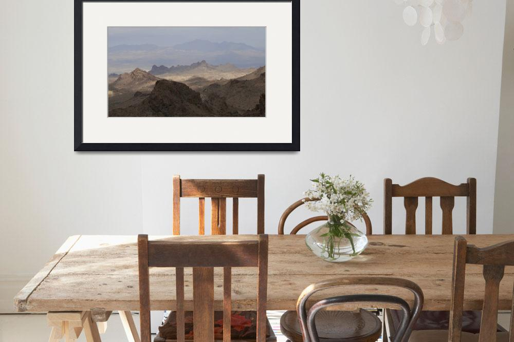 """""""Black Mountains&quot  by ChristopherKirby"""