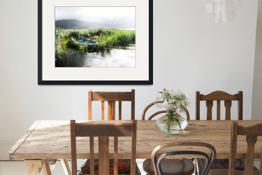 """""""lough gill&quot  (2010) by pixelrev"""