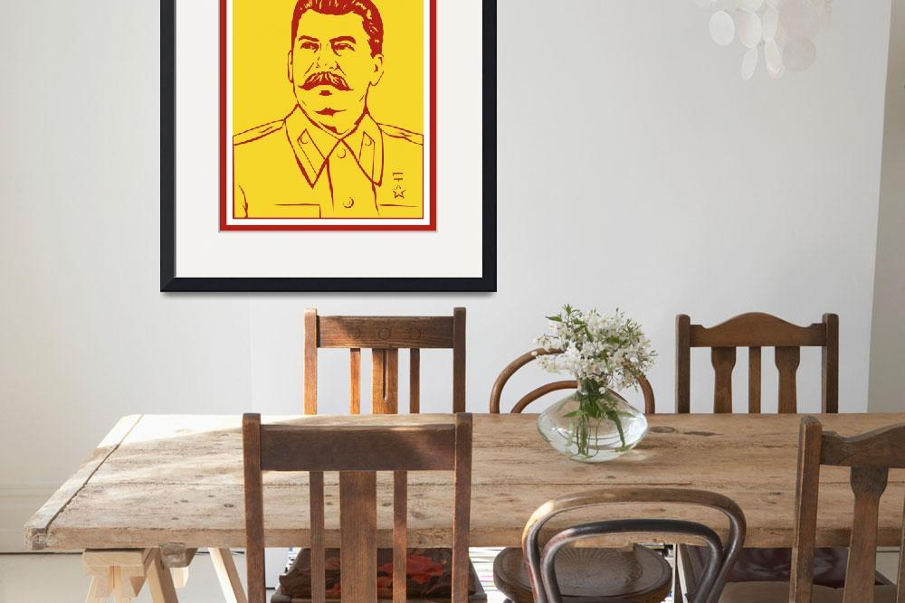 """Joseph Stalin&quot  by oldies"