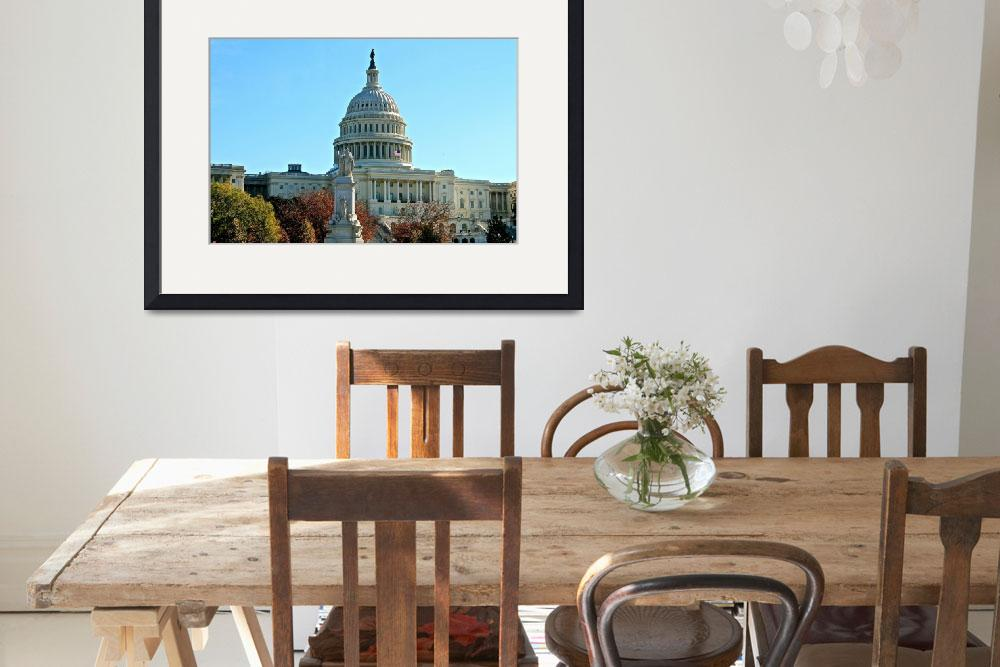 """""""Capitol_Building&quot  (2013) by DMTedCo"""