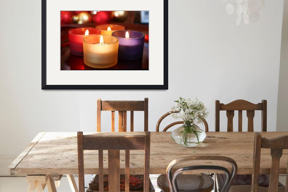 """""""Celebration candles&quot  by rohitseth"""