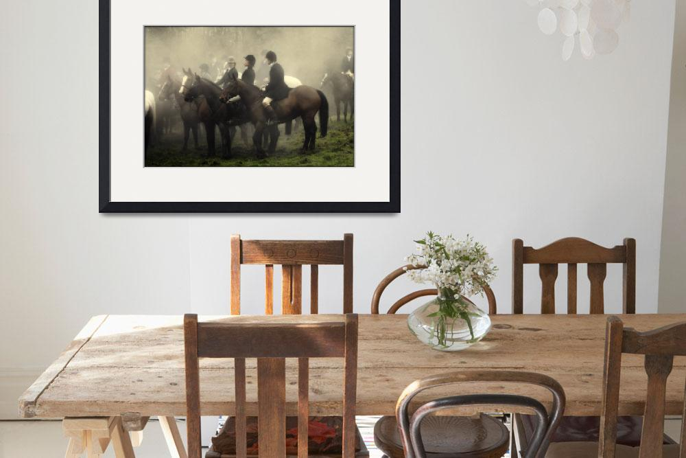 """""""horseriders&quot  by JohnRobertson"""