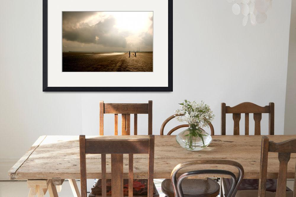 """""""Sun at Dollymount&quot  (2008) by harkness_john"""