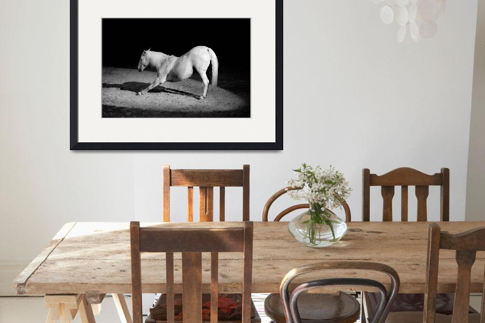 """""""The Horse""""  by MarilynsArt"""