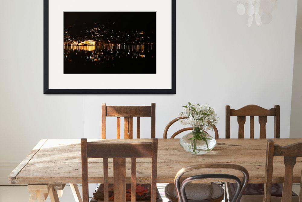 """""""Schmittenhöhe and Zell am See - view from Thumersb&quot  by cristianbortes"""