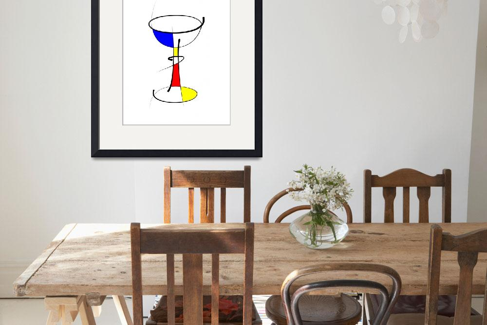 """""""Chalice&quot  (2014) by paulszeplaky"""