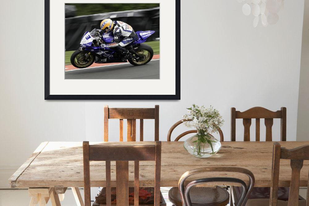 """British Supersport Yamaha&quot  (2009) by daveadams"