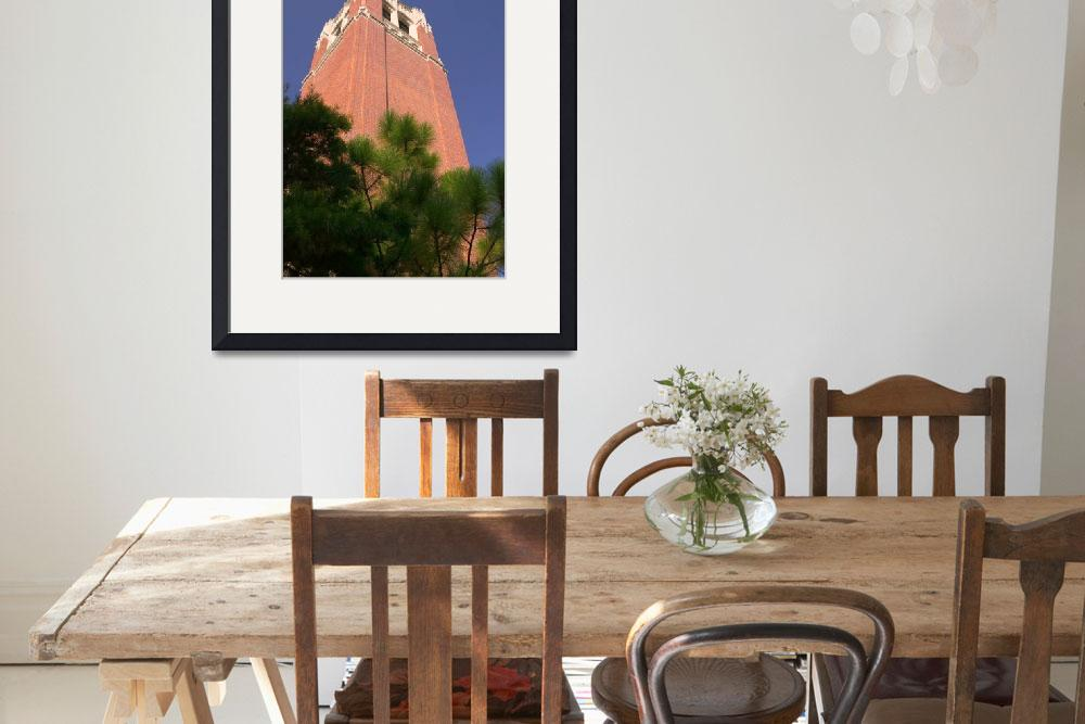 """Century Tower, University of Florida, UF&quot  by fineartphoto"