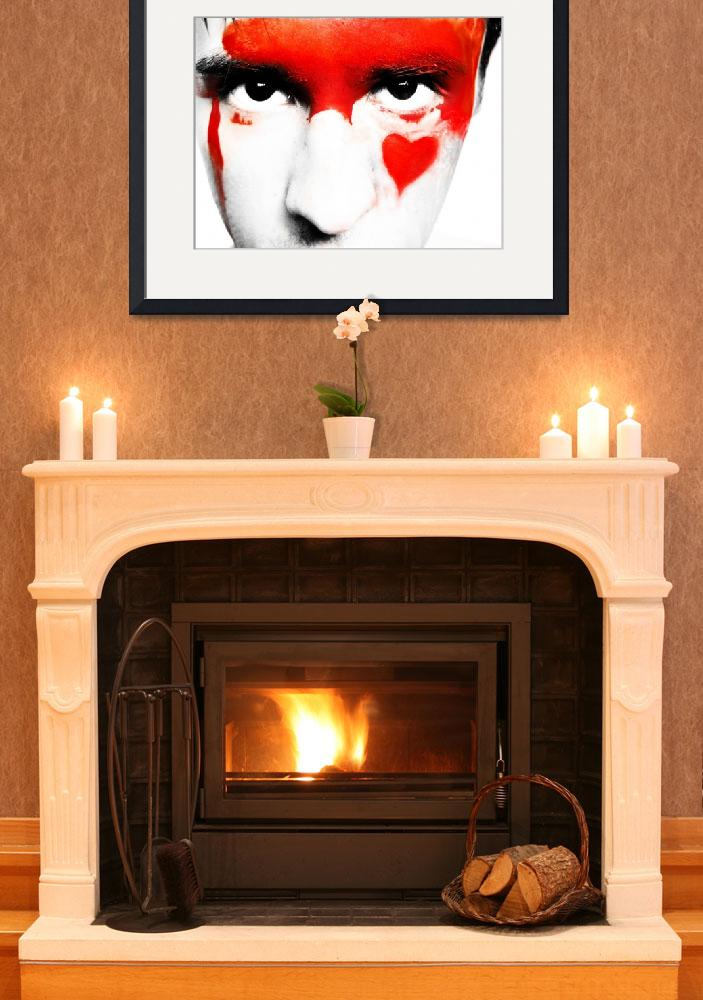 """""""red heart&quot  by finmax"""