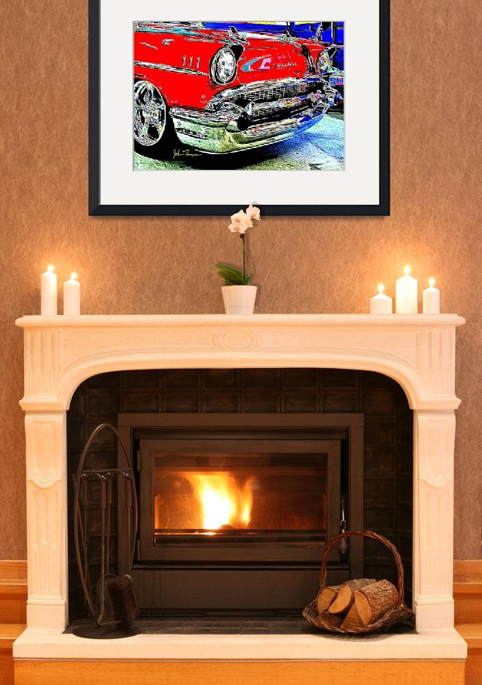"""""""57 Chevy&quot  (2011) by jt85"""