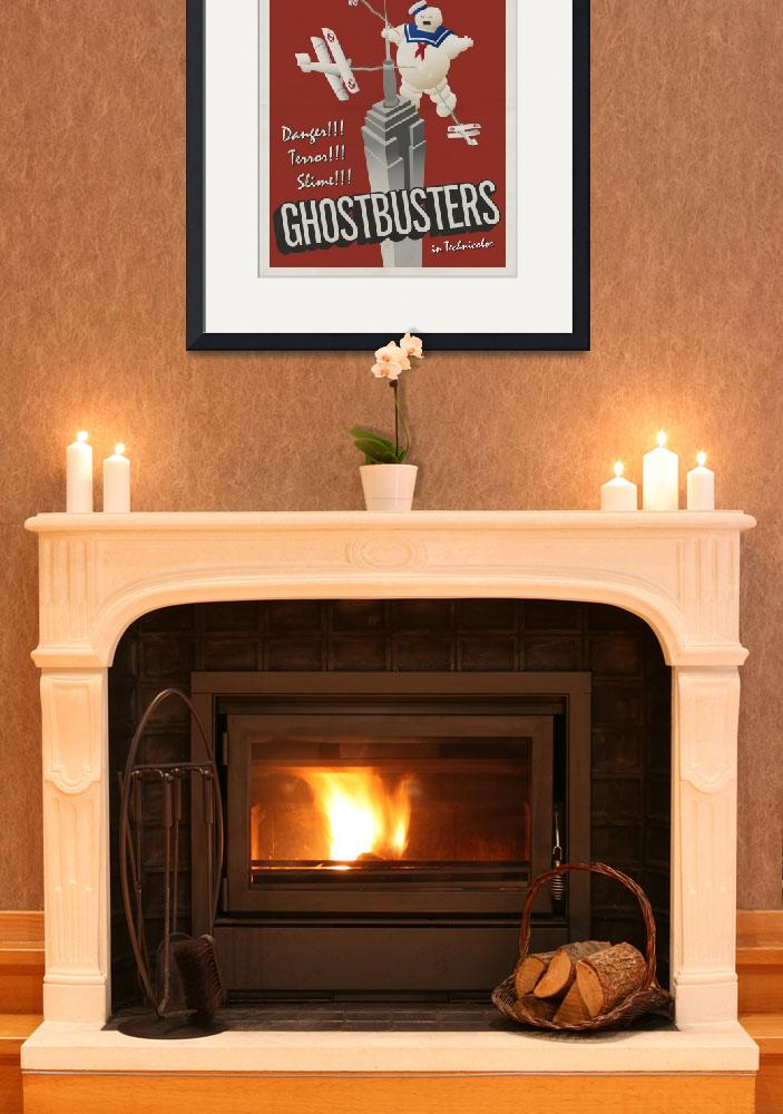 """Ghostbusters&quot  (2011) by BrickHut"