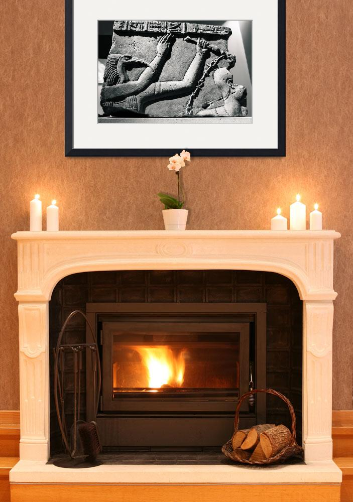 """""""Black and White NYC Photo Framed Print&quot  by buddakats1"""