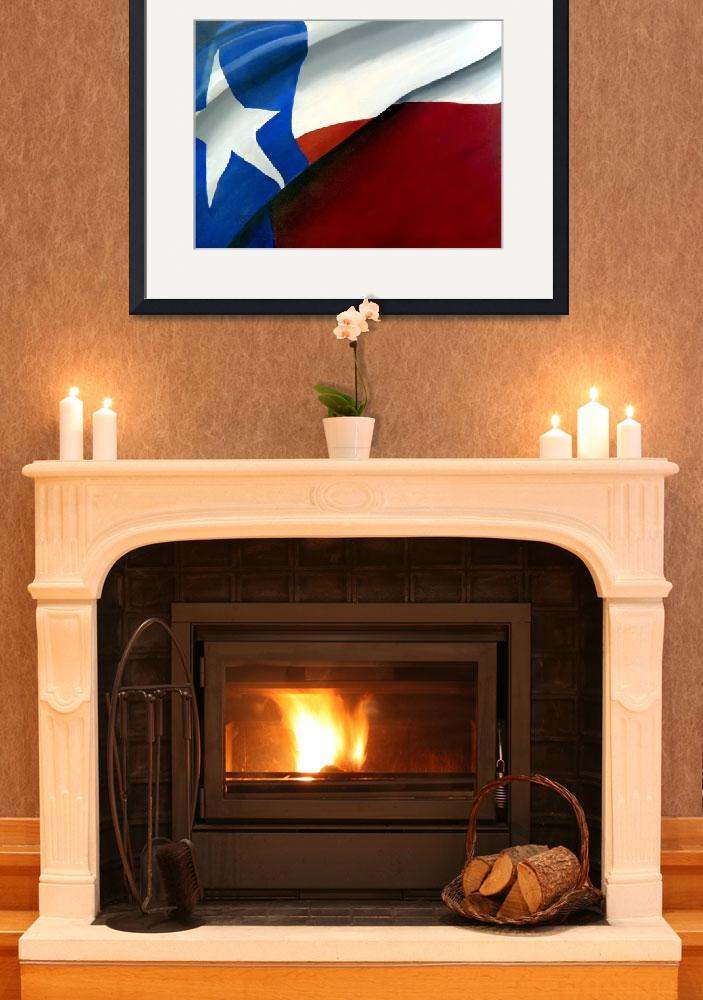 """""""Texas Pride&quot  (2016) by pennymedders"""