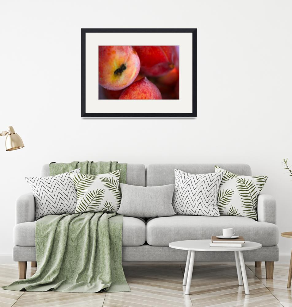 """""""Summer Peaches"""" (2009) by nadinerippelmeyer"""
