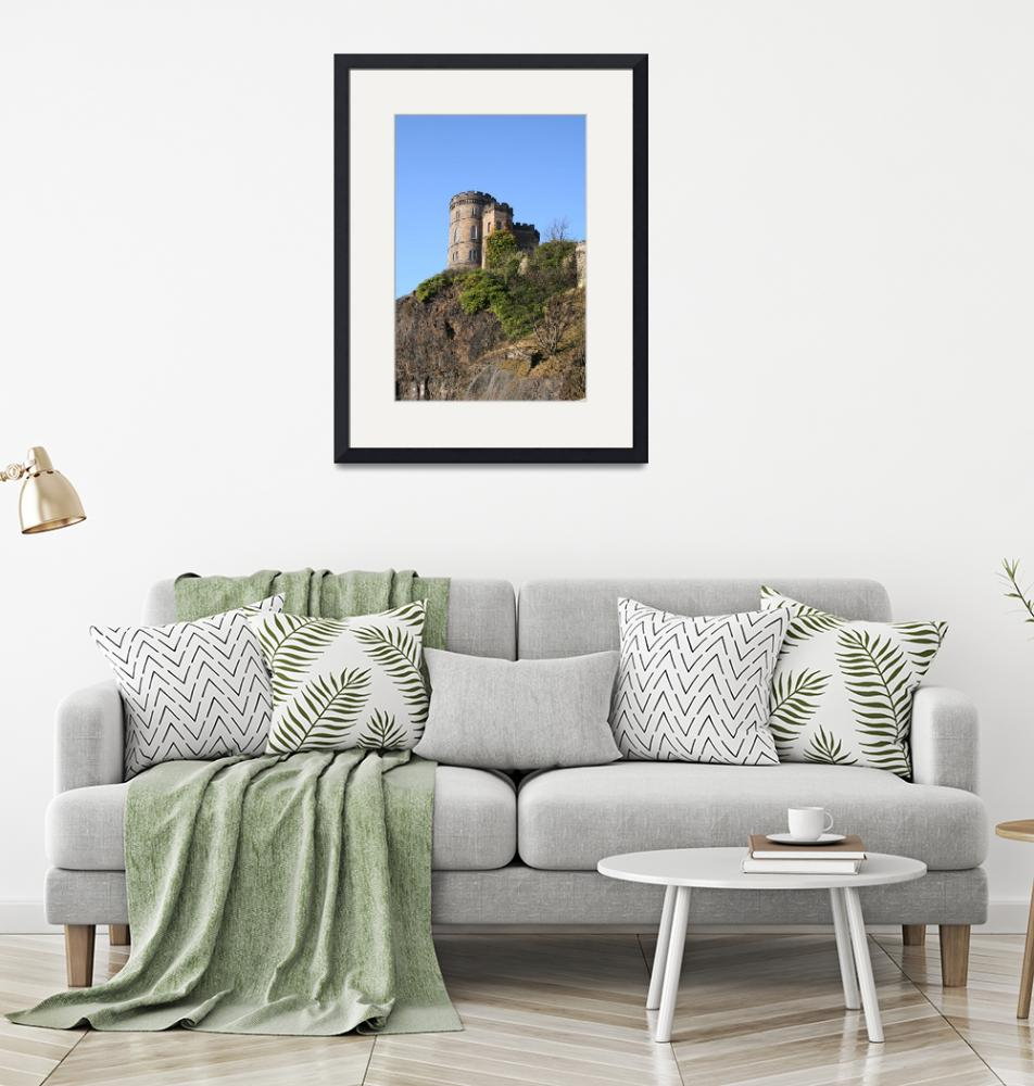 """Edinburgh Castle""  (2007) by studioB15"