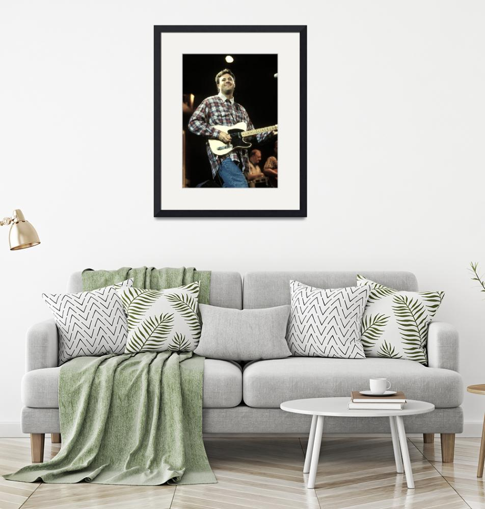 """Musician Vince Gill""  by FrontRowPhotographs"