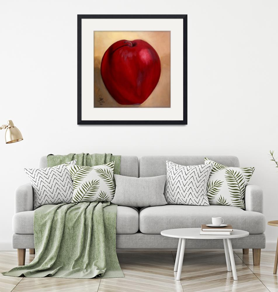 """""""THE BIG APPLE"""" by peggygarr"""