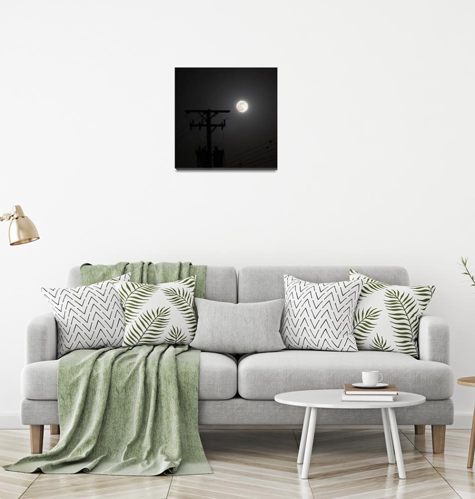 """""""Luna en Cagua""""  (2013) by chris77"""
