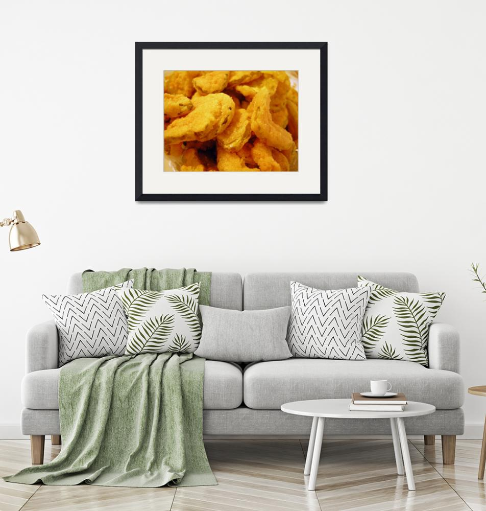 """""""Fried Pickles""""  by Artsart"""