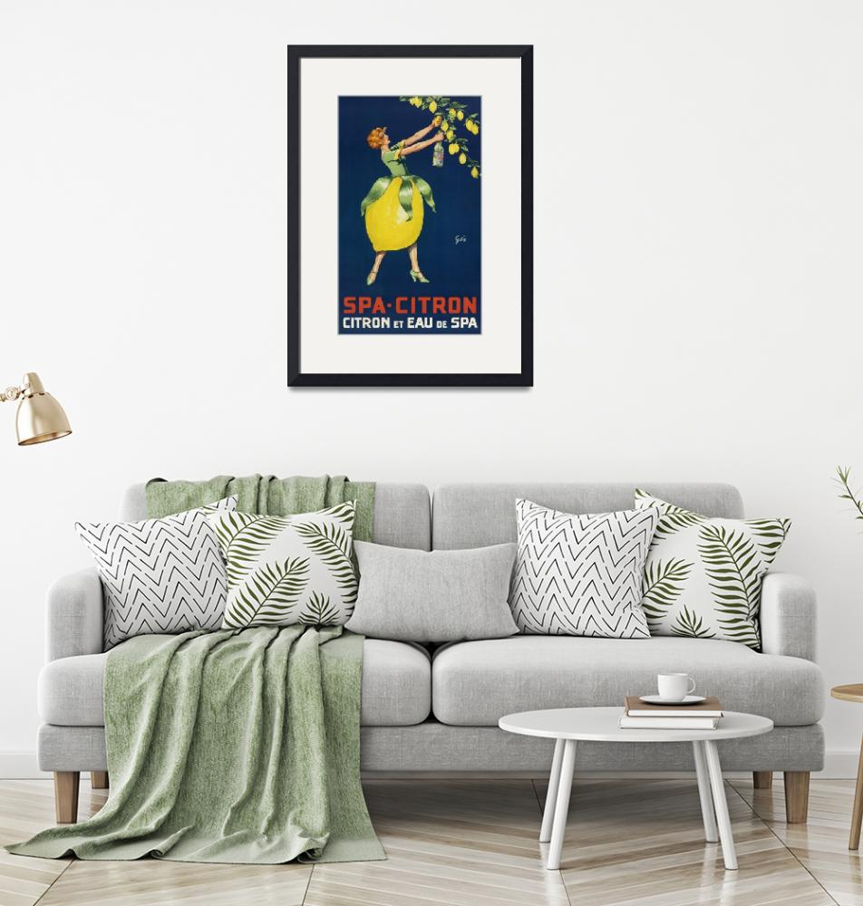 """""""Spa Citron""""  by artlicensing"""