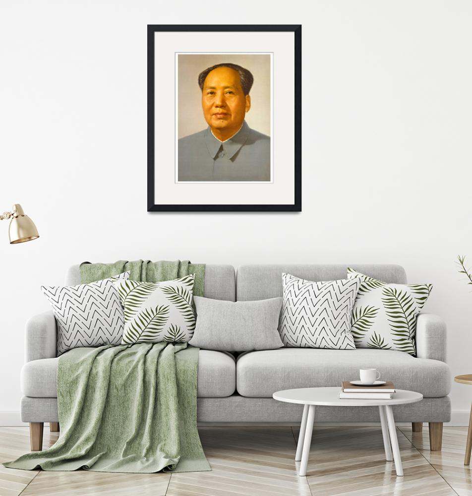 """Chairman Mao""  by jvorzimmer"