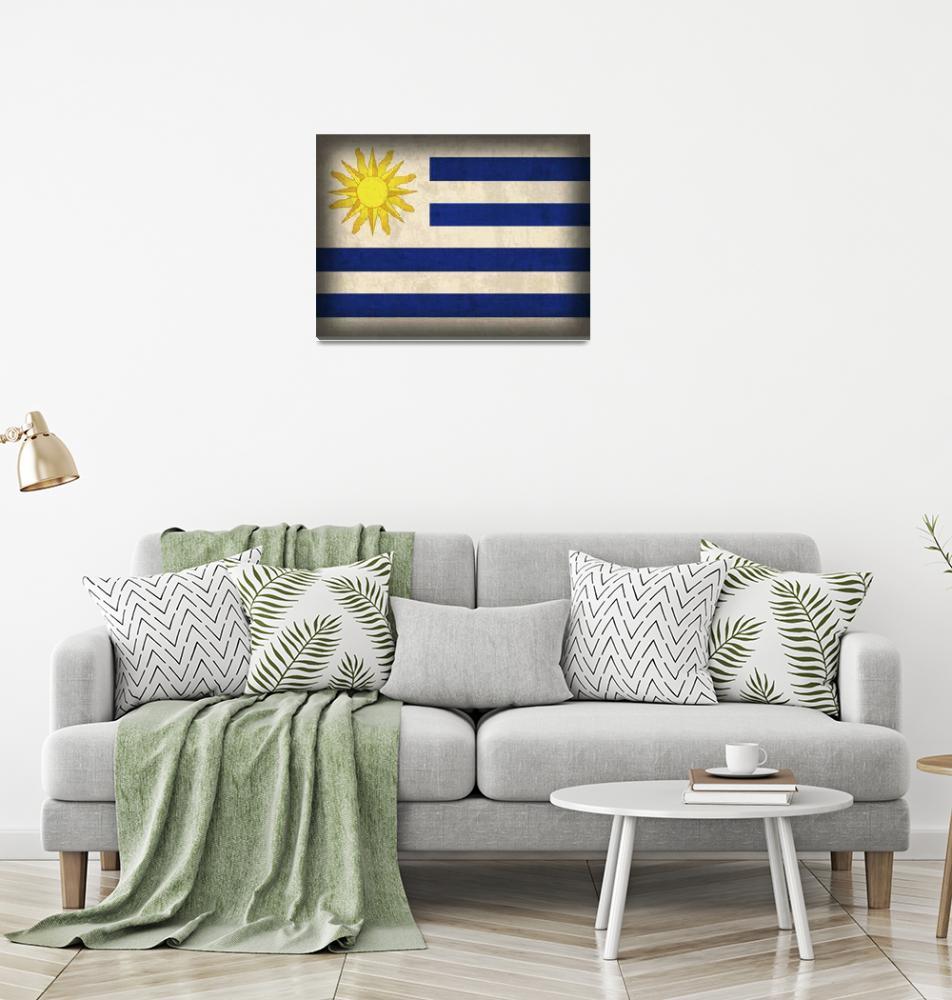 """Uruguay""  by artlicensing"