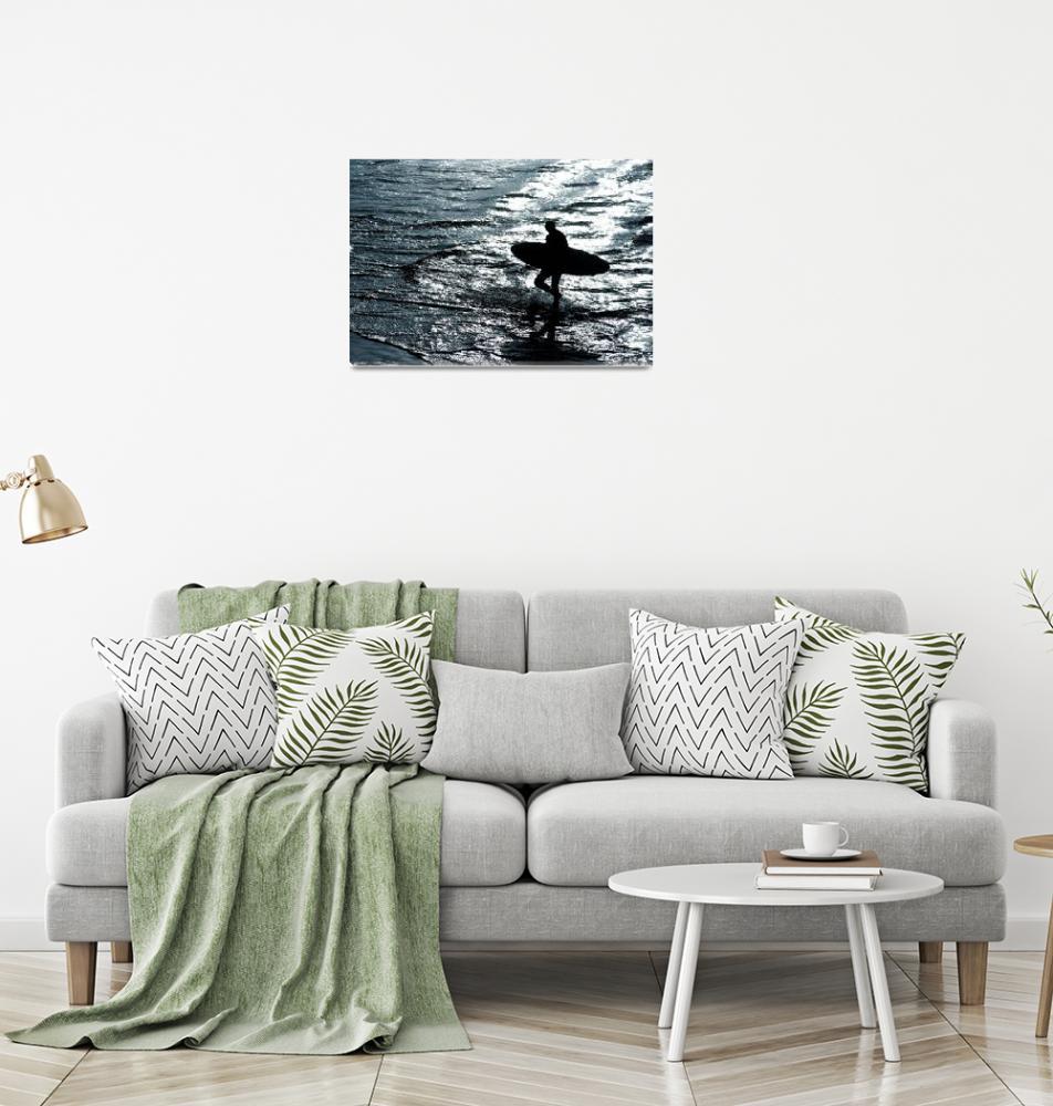 """""""Watergate Bay, Cornwall""""  by bittube"""