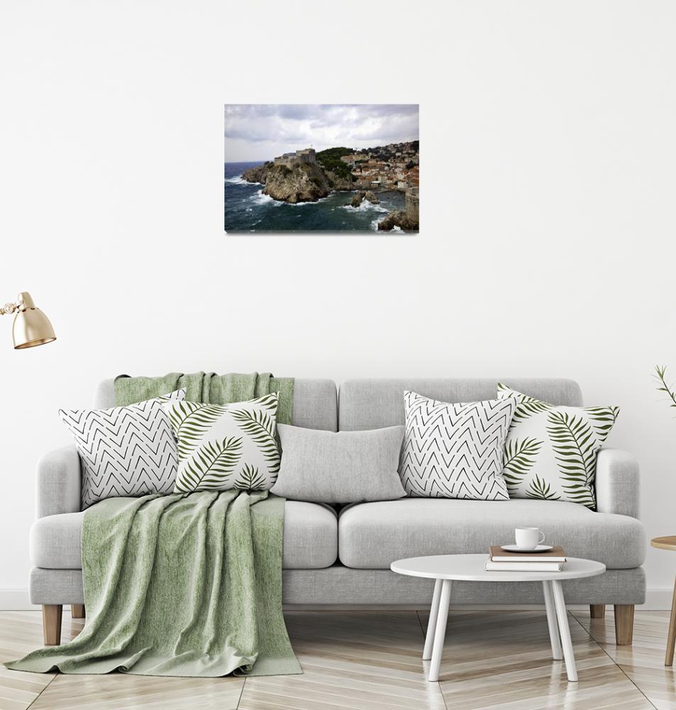 """Dubrovnik In Focus""  (2011) by madeline"