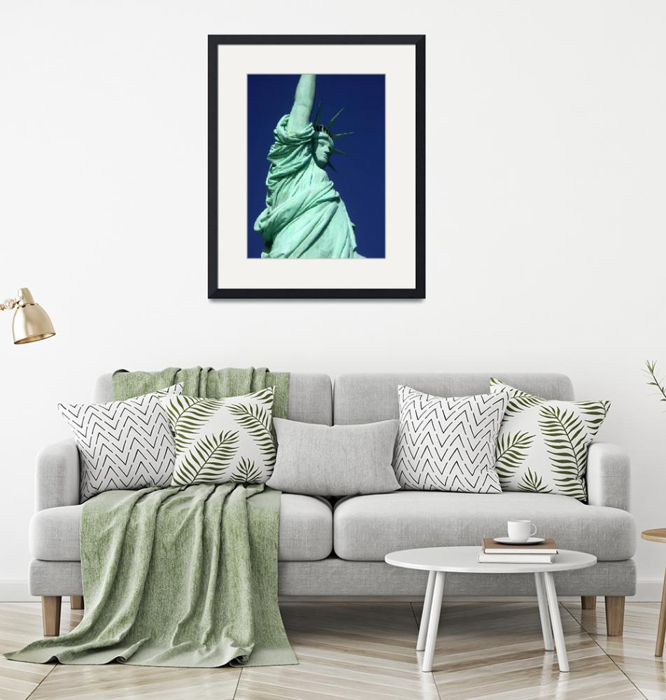 """Lady Liberty""  (2007) by MattParry"