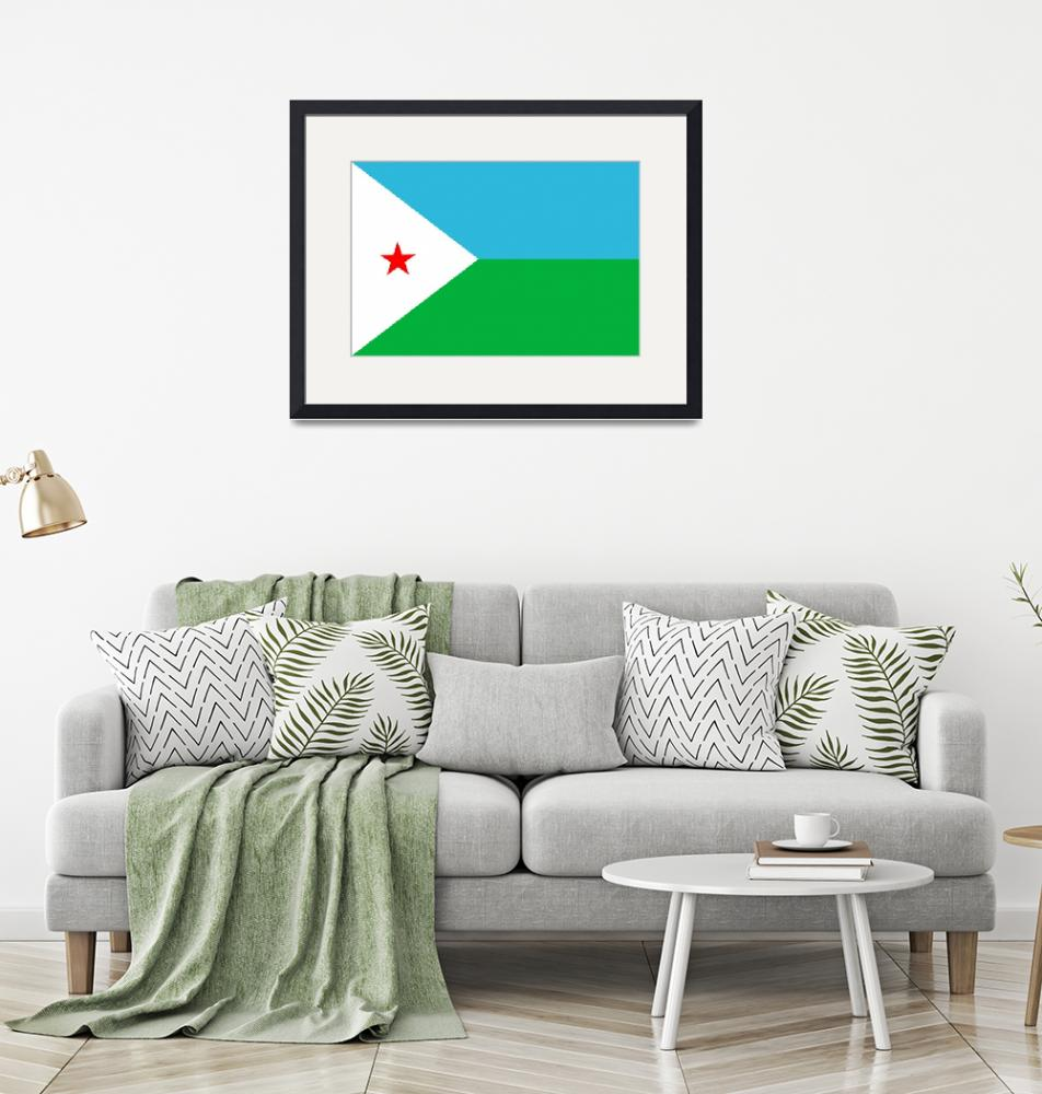 """Djibouti""  by tony4urban"