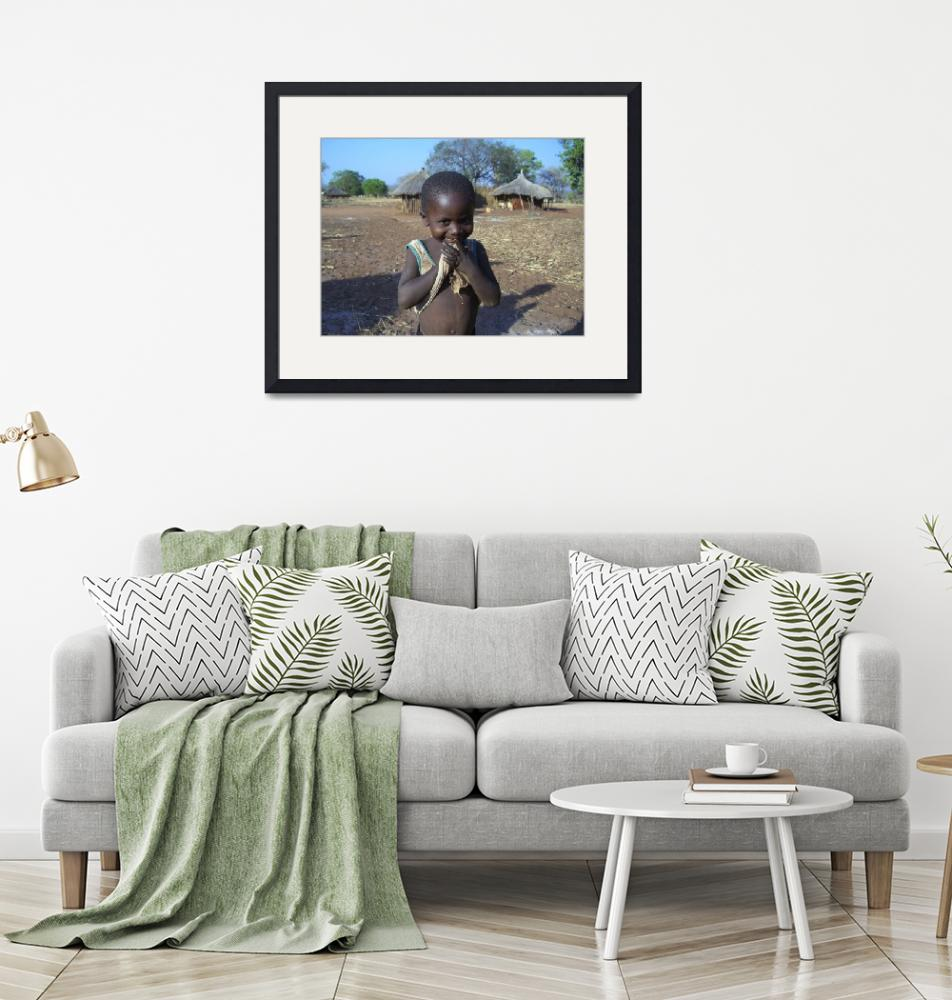 """African Children""  (2008) by InspiringImages"