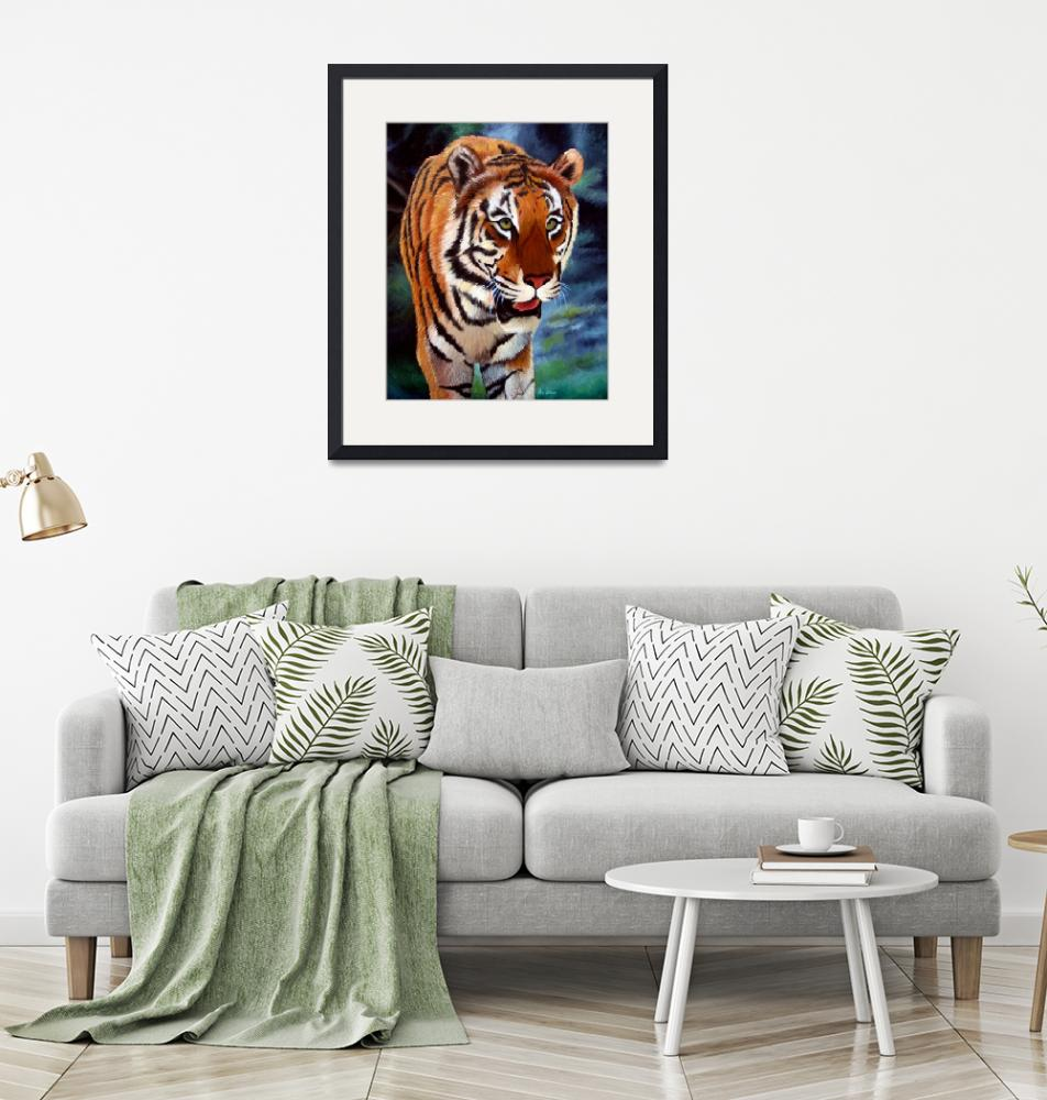 """""""Bengal Tiger""""  by AraWitmer"""