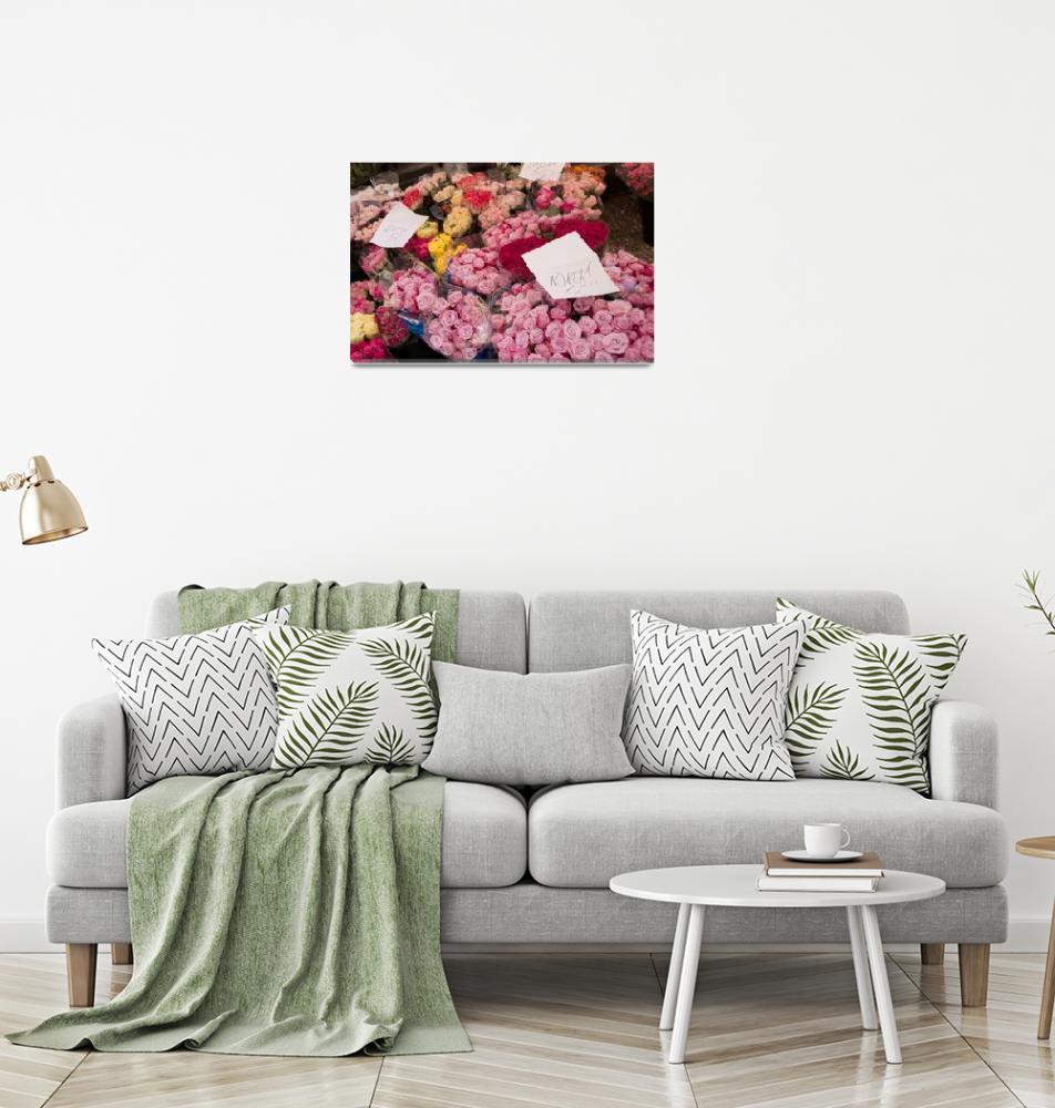 """Flower Market""  by pkotter"