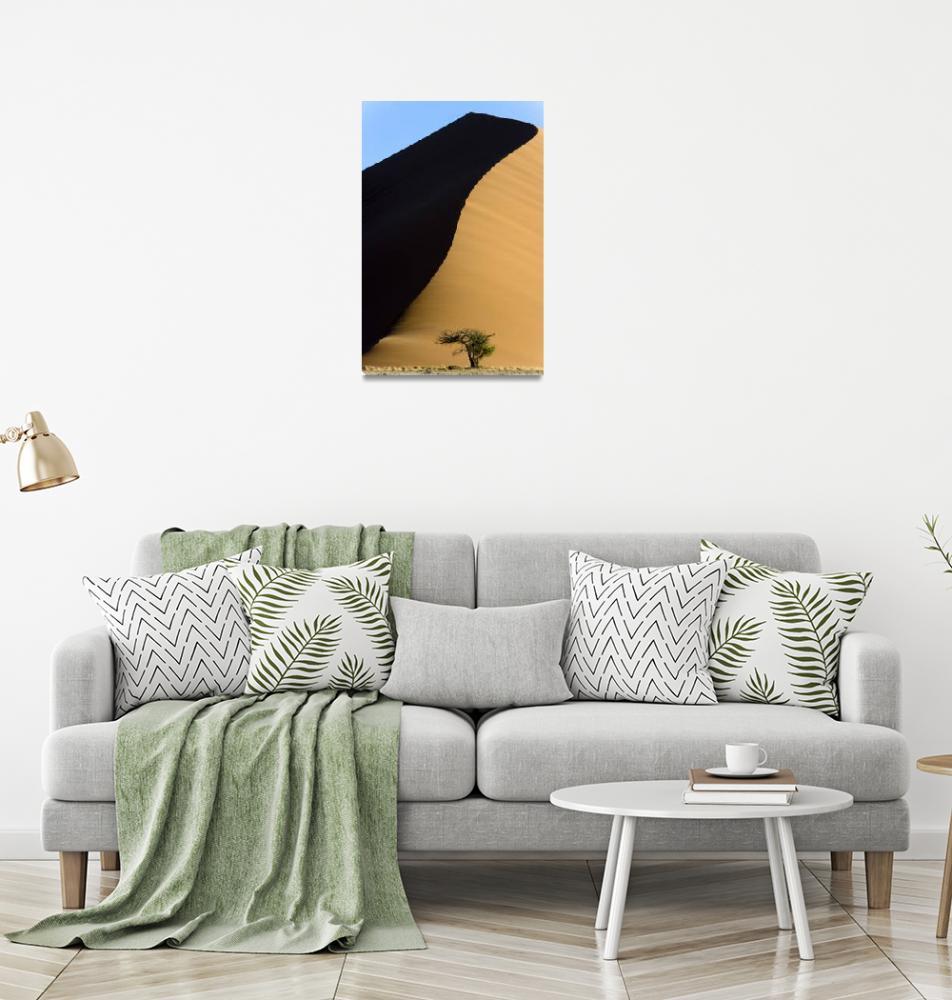 """""""Desert Sand Dune 45 Nambia Sossusvlei""""  by mlenny"""