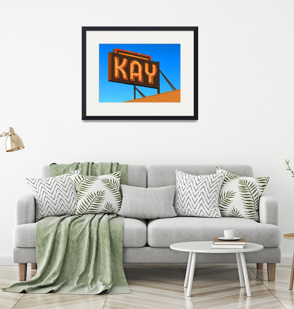 """""""Kay""""  (2012) by swazoo"""